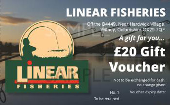 Linear Fisheries Gift Voucher